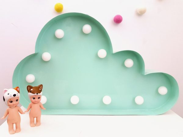 מנורת לילה - ענן לדים גדול