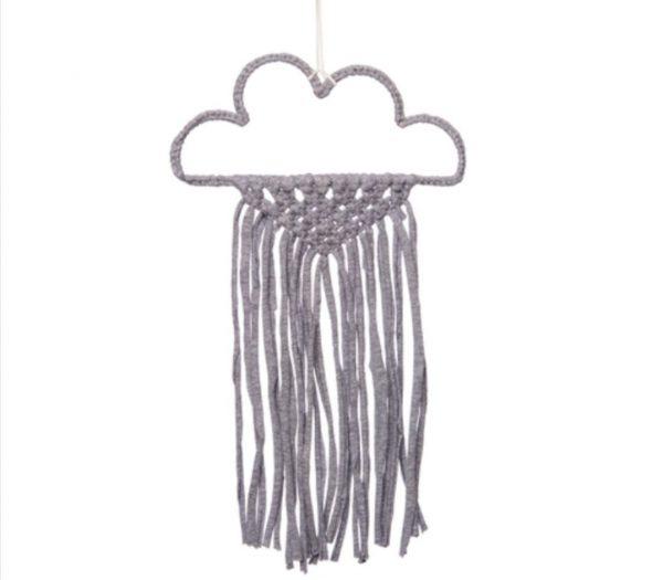 לוכד חלומות בצורת ענן