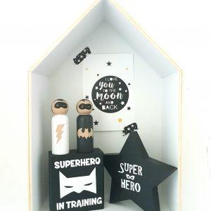 סט סופר-גיבור