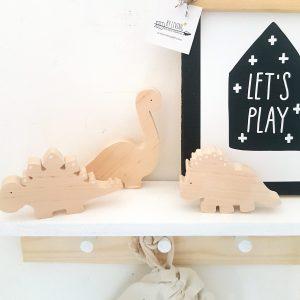 סט דינוזאורים