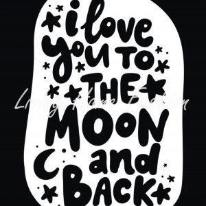 גלוית עד לירח