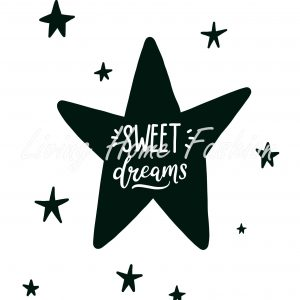 גלוית כוכב חלומות מתוקים