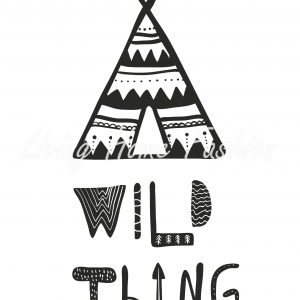 גלוית wild thing