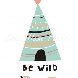 גלוית be wild