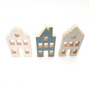 סט בתים הולנדים