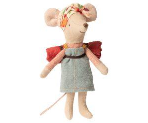 עכברת מטיילת