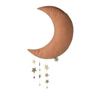 ירח וכוכבים - ורוד Picca LouLou