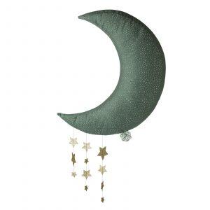 ירח וכוכבים - אפור Picca LouLou