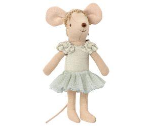 עכברית הרקדנית - אגם הברבורים