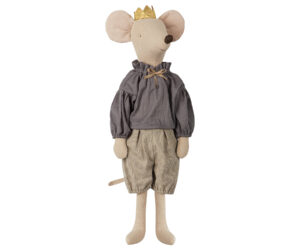 נסיך העכברים - גודל ענק