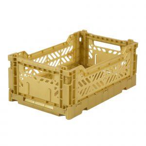 ארגז אחסון mini זהב