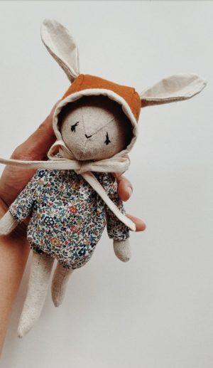 בובת ארנבת קטנטנה - Qubashi