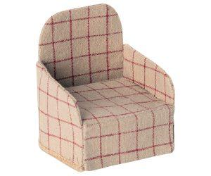 כסא עכבר מכותנה