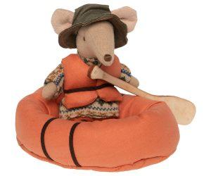 סירת גומי לעכבר