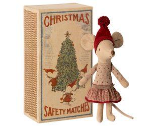 עכברת חג המולד בקופסה - אחות גדולה