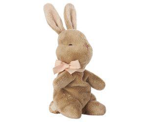 הארנבת הראשונה שלי בתיבה, ורוד
