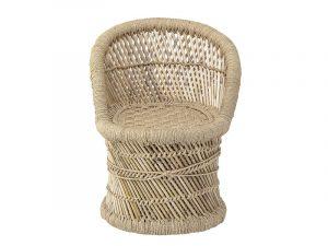 כסא עשוי במבוק טיבעי Bloomingville