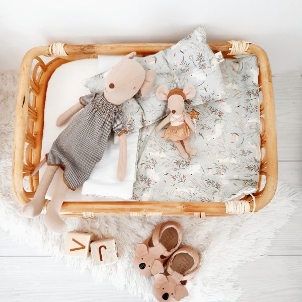 מיטה לבובה מבמבוק