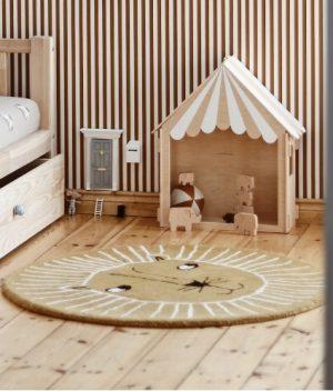קרקס בובות לעיצוב החדר