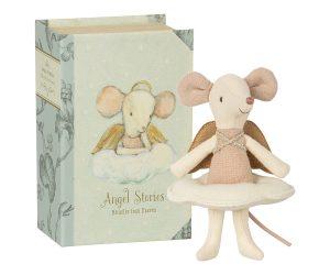 סיפורי מלאכית - עכברית אחות גדולה בספר